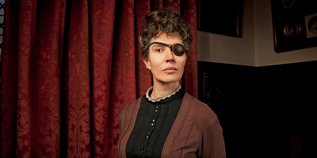 Julia Davis wrote Hunderby and plays a pivotal role.