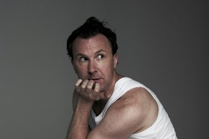 Jason Byrne stole the show as the comedy gala's MC.