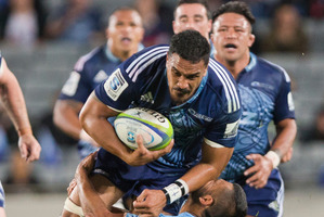 Jerome Kaino provided the intensity and accuracy at crucial times. Photo / Greg Bowker