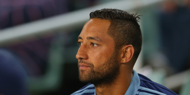 Benji Marshall's failed rugby union experiment is likely to cost him $2 million. Photo / Getty Images.