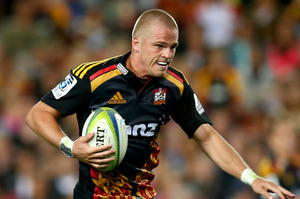 Gareth Anscombe of the Chiefs. File photo / Getty Images
