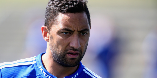 Loading Benji Marshall. File photo / Getty Images