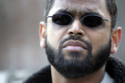 Moazzam Begg, human rights activist, has been arraigned in London accused of promoting terrorism in Syria. He denies the charges. File photo / AP