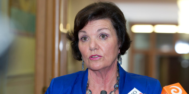 Labour's Corrections spokeswoman Jacinda Ardern said Anne Tolley, above, had briefed her on the legislation. Photo / Mark Mitchell
