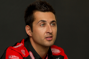 New Zealand V8 supercars driver Fabian Coulthard. Photo / NZ Herald