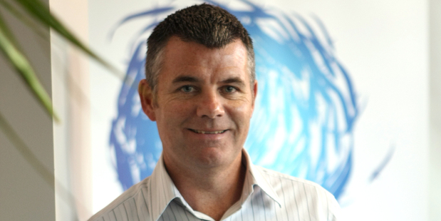 Chris Mackay, chief executive of Optima. Photo / Dean Purcell
