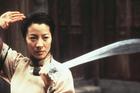 Michelle Yeoh in Crouching Tiger, Hidden Dragon.