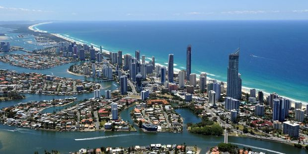 The Gold Coast. Photo / Getty Images