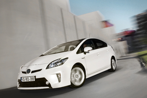 Hybrids such as the Toyota Prius do not have any specific service items that need to be replaced regularly.