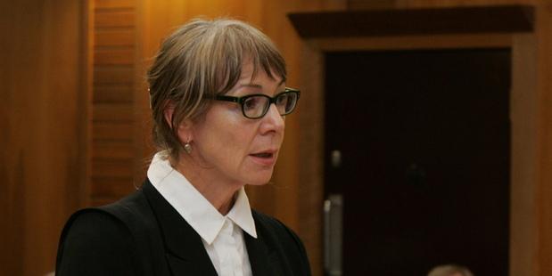 Cheryl Gwyn. File photo / NZ Herald