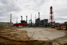 Marsden Point Oil Refinery. Photo/Michael Cunningham