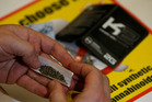 There is strong community support for the legal highs ban. Photo / APN