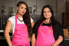 Two sisters from Maketu, Karena, left, and Kasey Bird, are bringing plenty of Bay flavour to MasterChef.