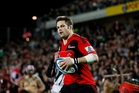 Richie McCaw is likely to have some stiff competition for a starting place against the Brumbies. Photo / Christine Cornege