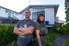Simon Bragg and his wife Sandy changed to a fixed rate mortgage ahead of the OCR hike. Photo / Jason Dorday