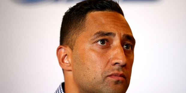 Marshall is on the hunt for an NRL club after being granted a release from his Super Rugby contract with the Blues after just two months in the 15-man code.