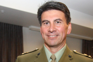 Lieutenant Colonel Julian Sewell is likely to be subject to disciplinary action. Photo / APN