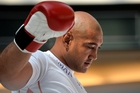 Alex Leapai wants to be Australia's first world heavyweight boxing champion. Photo / AP