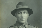 Do you know this soldier? If so, the Historic Places Trust would like to hear from you.