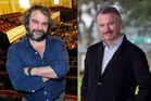 Peter Jackson and Sam Neill are among the coolest New Zealanders.
