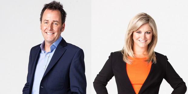 Seven Sharp  now has two hosts, Toni Street and Mike Hosking, but that's still too many for some.