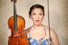 Bryony Gibson-Cornish will perform with the Auckland Philharmonia Orchestra and give recitals.