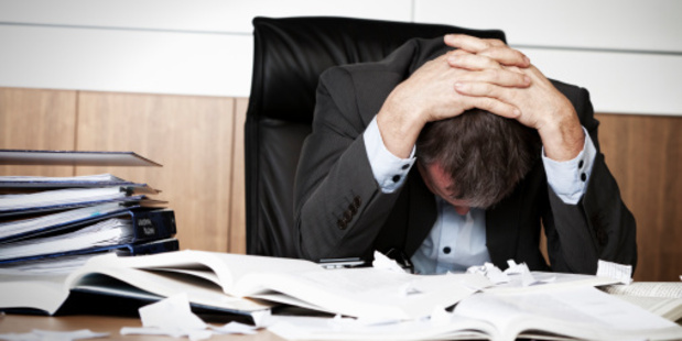Extreme fatigue will effect you at work. Photo / Thinkstock