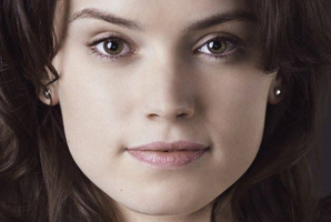 Despite being relatively unknown, Daisy Ridley has a starring role in Star Wars: Episode VII.