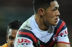 Roosters wing Roger Tuivasa-Sheck has gone back to what serves him best for the NRL premiers and the Kiwis. Picture / Getty Images
