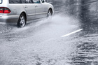 Heavy rain has caused some problems for 2200 households in South Auckland this morning. Photo / Thinkstock