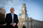 Stephen Town is the only member of staff directly accountable to the Auckland Council. Photo / Sarah Ivey