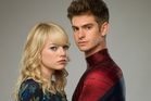 Emma Stone and Andrew Garfield are a couple in real life.