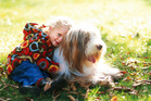 It can be particularly hard for kids to deal with the loss of a pet. Photo / Thinkstock