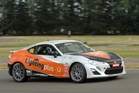Wanganui driver Matt Gibson will give it everything for the final round of the Toyota Finance TR86 championship this weekend. PHOTO/SUPPLIED