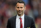 Giggs is acting as interim manager at United until the end of the season. Photo / AP