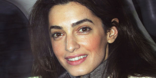 News of George Clooney's engagement to Amal Alamuddin has caused a stir in her native Lebanon. Photo/AP.