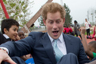 Prince Harry. Photo / AP