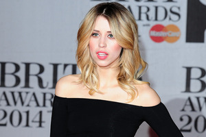 Peaches Geldof's sister Fifi is engaged. Photo/AP.