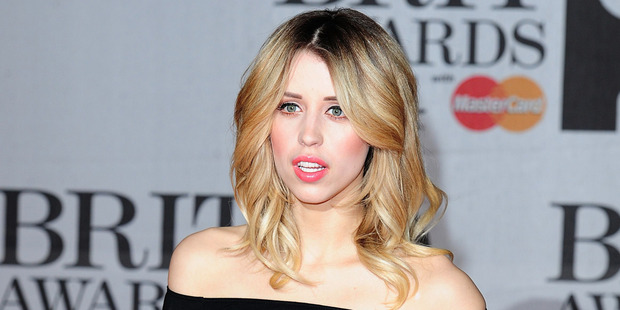 Peaches Geldof died of a heroin overdose according to a report expected to be released later today. Photo/AP.