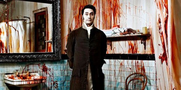 Loading Taika Waititi stars in his new vampire movie What We Do in the Shadows.