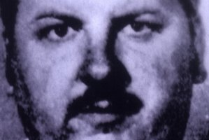 John Wayne Gacy produced a number of paintings from his jail cell.