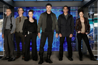 Almost Human has been axed after one season.