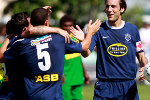 Auckland City have advanced to the OFC Champions League final
