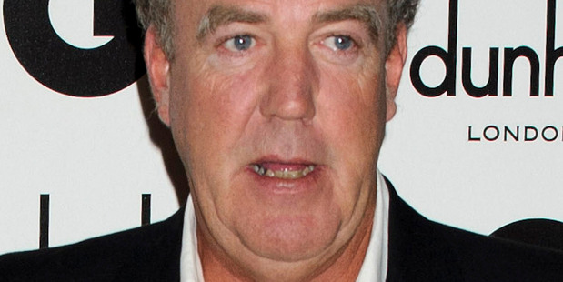 Presenter Jeremy Clarkson - no stranger to controversy. Photo / AP