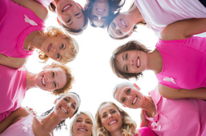 Women with breast cancer now have a 78 per cent chance of surviving at least a decade. Photo / Thinkstock