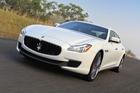 Maserati Quattroporte S.