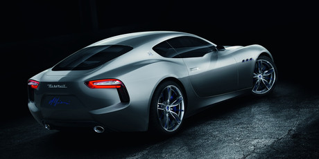 Maserati Alfieri concept. Photo / Supplied