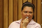 Drink-driver Brenda Gordon in Tauranga District Court. Photo/file.