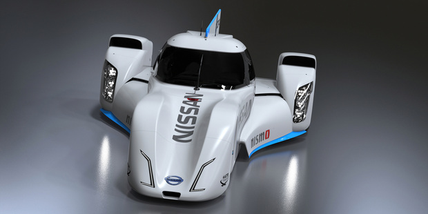 The Nissan Zeod RC. Photo / Supplied