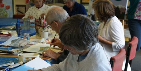 The Mount Art Group will be celebrating their 40th anniversary during its annual art exhibition.